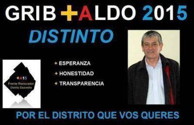 El Frente Renovador impulsa a Luis Gribaldo para el 2015