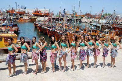 Hoy se inaugura la 33ª Fiesta Nacional de los Pescadores