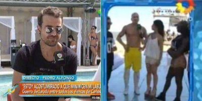 Pedro Alfonso vs Flavio Mendoza: