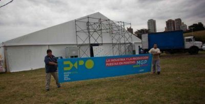 La ExpoIndustria se pone en marcha en Mar del Plata