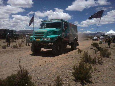 El rally m�s exigente llega a la provincia por el Paso de Jama