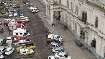 Rogel exige implementar la Ley nacional de Bomberos Voluntarios en Entre Ríos