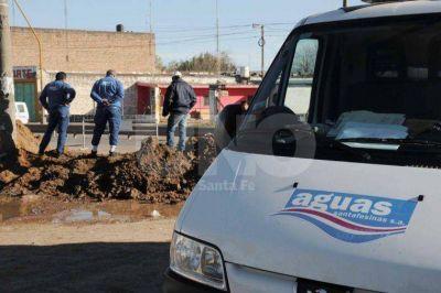 Suspenden trabajos de ASSA en Alto Verde