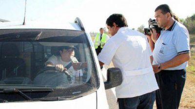 Control de alcoholemia en las rutas tucumanas