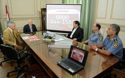 El Gobierno habilit� una l�nea telef�nica gratuita para denunciar venta, alquiler o acopio de armas ilegales