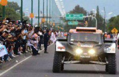 Salta: Mil polic�as afectados al servicio de seguridad del Rally Dakar 2015