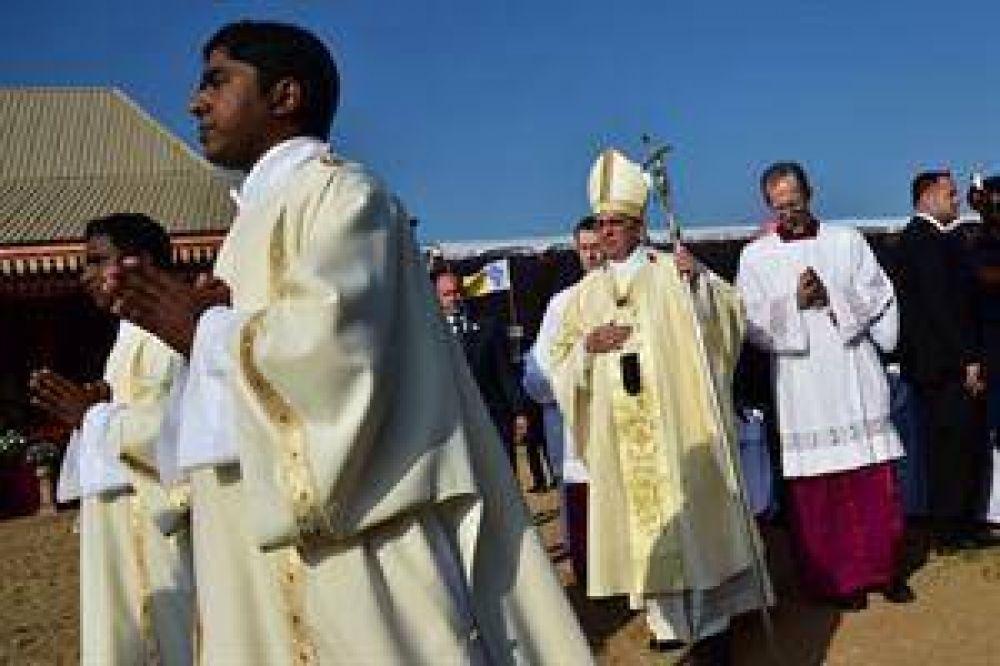 Sri Lanka: el Papa canonizó a José Vaz, un misionero indio que evangelizó la isla