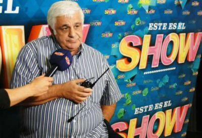 """Alberto Samid, con un pie adentro del """"Bailando"""""""