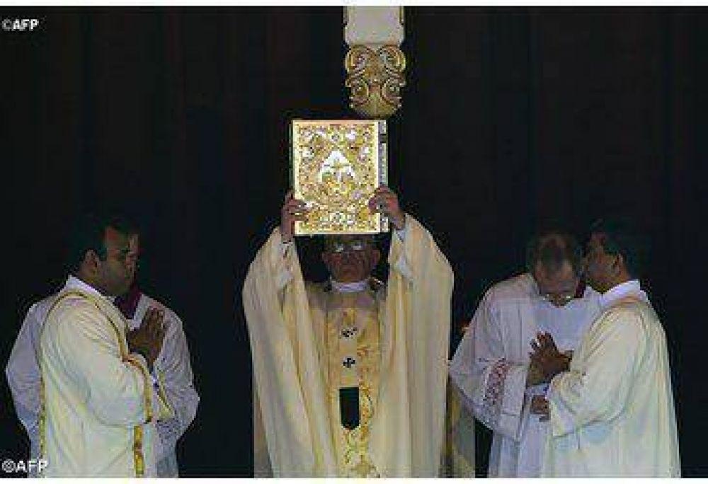 500.000 personas en la canonización del primer santo de Sri Lanka: la libertad religiosa, derecho fundamental