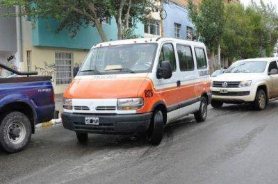 Concurso público para el servicio de transporte escolar