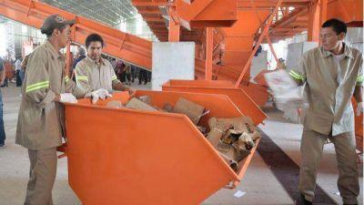 La nueva planta de residuos y el cambio en los hábitos de trabajo