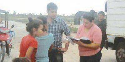 Continúa asistencia a familias relocalizadas