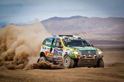 Dakar 2015 – Sin imágenes de Jujuy para el mundo pasó la Etapa 10