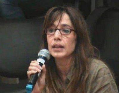 La madre de Daiana acusó a funcionarios de enriquecerse con la leña del Parque Lorena