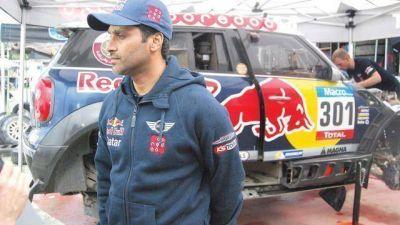 El Dakar lleg� a Salta con Al-Attiyah rumbo a la victoria