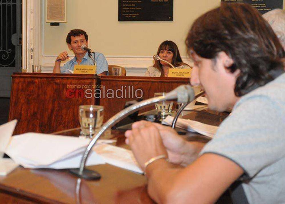 El Concejo Deliberante aprobó el Presupuesto Municipal 2015