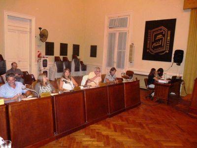 Presupuesto 2015: Aprobado por unanimidad