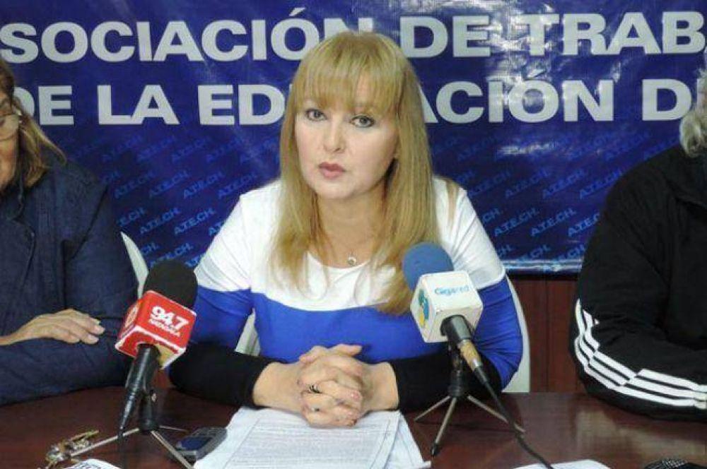 Gremios docentes denuncian que el gobierno del Chaco retiene cuotas sindicales
