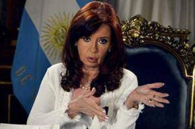 Cristina mantiene el silencio en Olivos