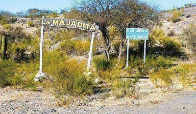 Oficializarán la construcción de un CIC para La Majadita, en Valle Fértil