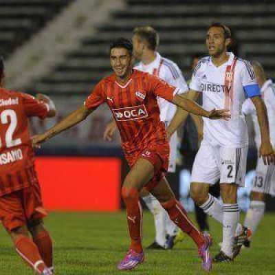 Estudiantes no tuvo un debut feliz en tierra marplatense