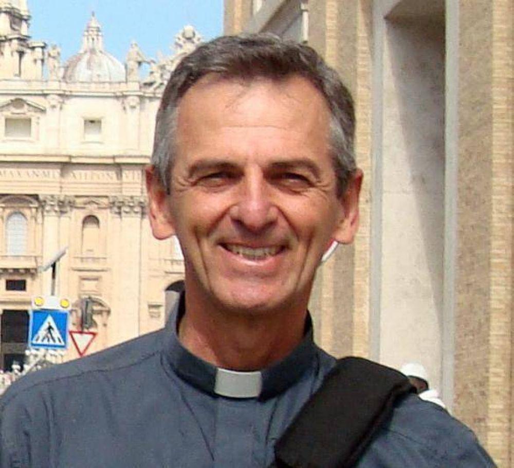 José María Baliña será obispo auxiliar de Buenos Aires