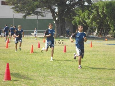 QAC: Llega el fútbol a La Feliz