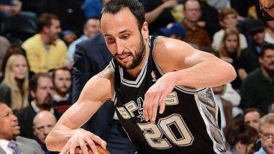 Ginóbili aportó 13 puntos en la victoria de San Antonio sobre Portland Trail Blazers