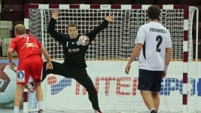 Mundial de handball: histórico empate de Argentina