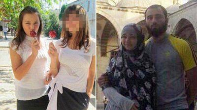 Caso testigo: vestía minifalda, pero se casó con un yihadista y se inmoló embarazada