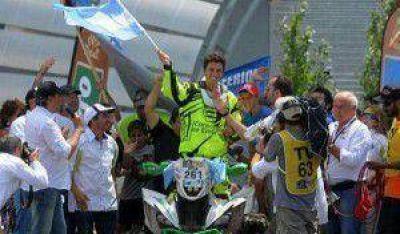 Otro Rally Dakar hist�rico para los pilotos argentinos