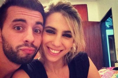 Cinthia Fernández y Matías Defederico, ¿reconciliados?