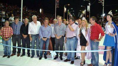 Concordia: Urribarri, Bordet, Cáceres, Marsó y Cresto empezaron el carnaval