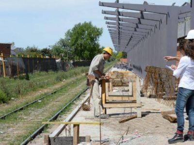 Piden 15 millones de pesos para reubicar a las familias que viven en el Apeadero Sur