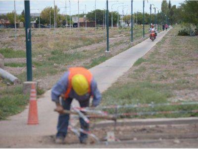Maipú tendrá 25 kilómetros de ciclovías antes de mayo