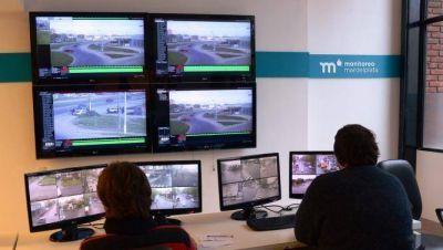 Estiman que para fin de mes se instalarán 300 nuevas cámaras de seguridad