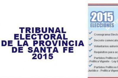 Desde este lunes se exhibirán los padrones provisorios para las elecciones provinciales