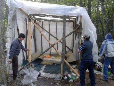 En Ushuaia evitan nuevo intento de ocupación irregular