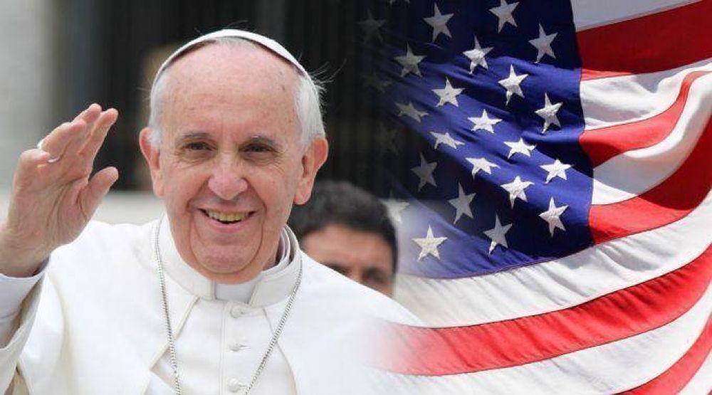 Exclusivo: Revelan detalles del posible programa del Papa Francisco en Estados Unidos
