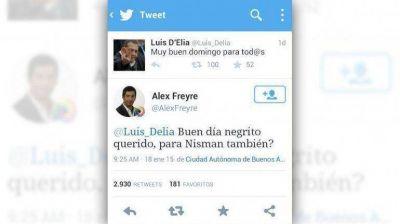Los polémicos mensajes de Alex Freyre sobre Alberto Nisman