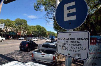 Estacionar en el centro de San Rafael es más caro desde ayer