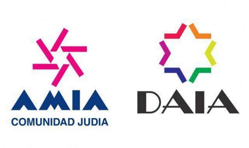 Comunicado de la AMIA y la DAIA ante el fallecimiento del Fiscal Nisman