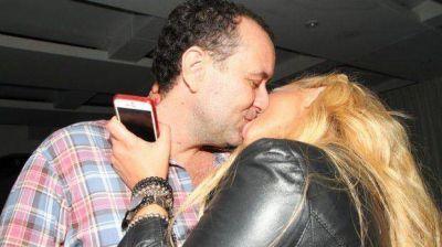 María Eugenia Ritó, a los besos con su nueva pareja