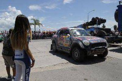 Destacan los beneficios que dej� el paso del Dakar por la provincia