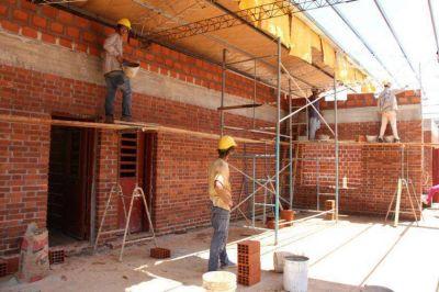 Se está realizando el Plan de Obra y Refacción en escuelas misioneras