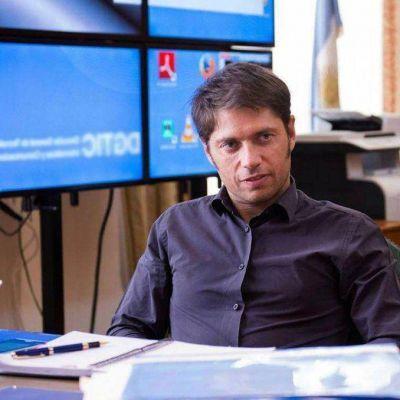 Kicillof destacó el rol de Estado para aumentar la producción de petróleo