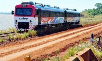 Tren Posadas-Encarnaci�n: 5 mil personas utilizaron el transporte