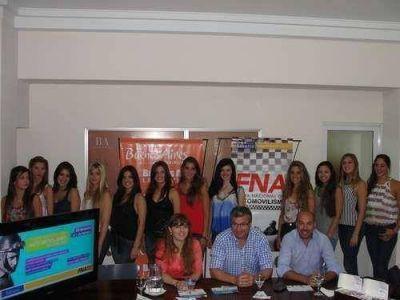 Presentaron en Mar del Plata la Fiesta Nacional del Automovilismo