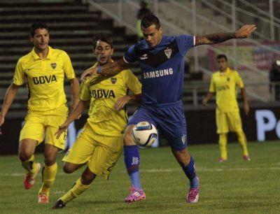 Boca y V�lez animaron otro empate de verano