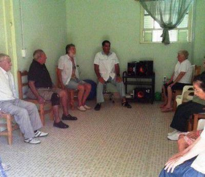 Servicio de kinesiolog�a para Adultos Mayores